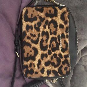 Handbags - Michael Kor animal print SALE